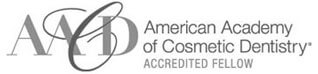 American Academy of Cosmetic Dentistry Accredited Dentist